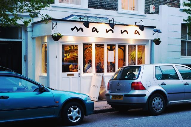 manna outside
