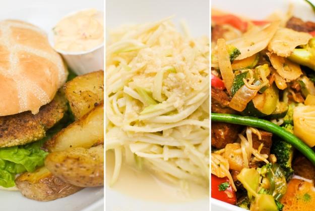 UKEMENY: Denne uken byr vi på middager fra Spania, Italia, Thailand, India og Storbritannia.